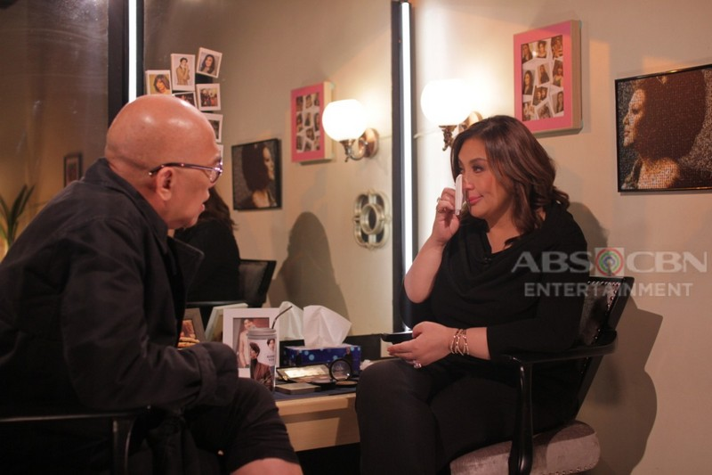 PHOTOS: Sharon Cuneta on Tonight With Boy Abunda