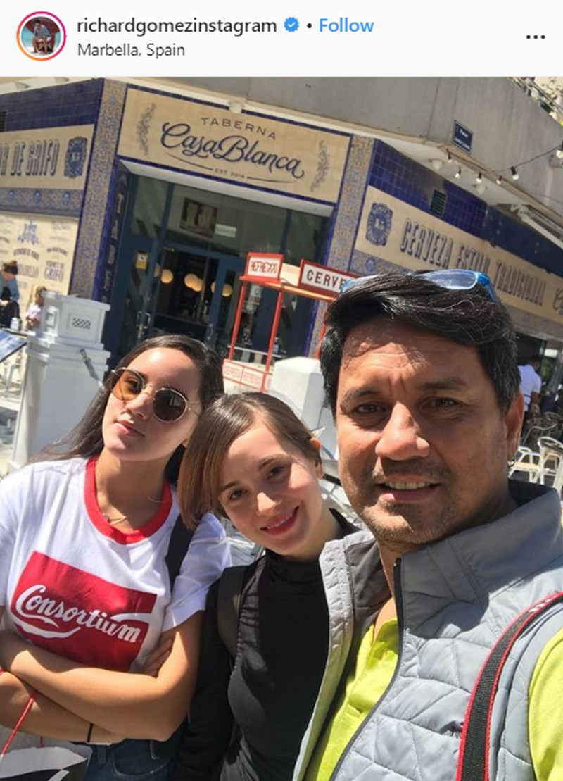 IN PHOTOS: Meet the beautiful women in Richard Gomez' life!
