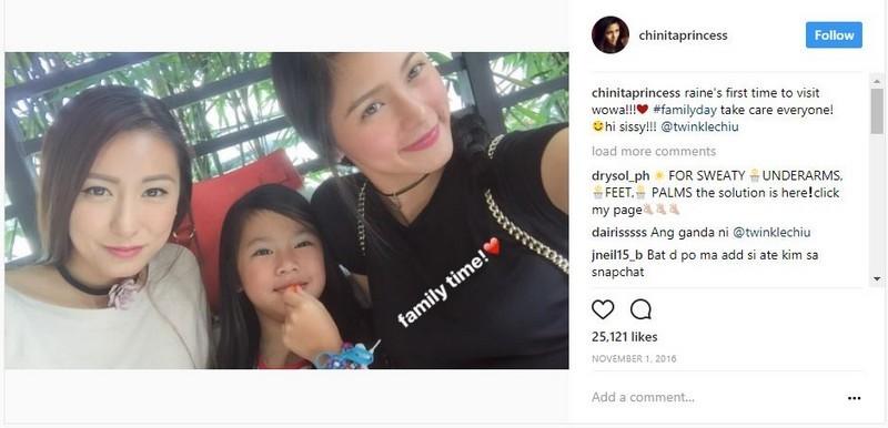 "LOOK: 19 photos of Kim Chiu with her ""mini-me"""