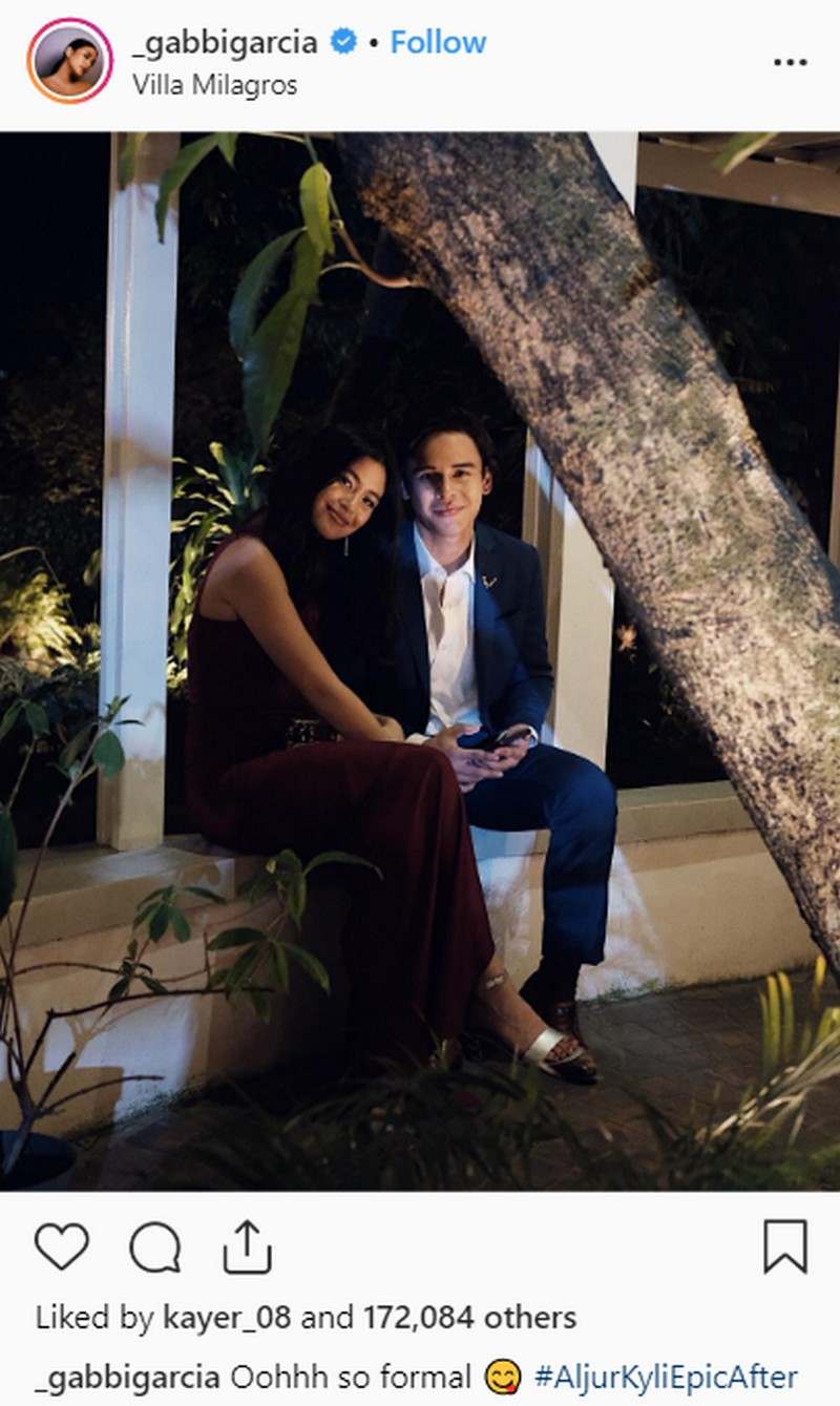 IN PHOTOS: Meet the special woman in Khalil Ramos' life