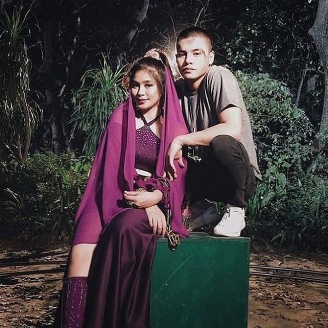 'Galawang nagmamahalan' Narito ang ilang sweet photos nina Ronnie at Loisa!