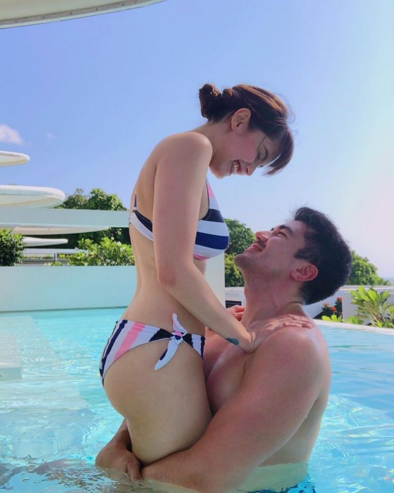Forever na nga ba? Feel the love this Christmas with these sweet photos of Jessy and Luis!