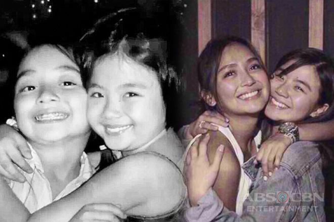 Miss n'yo na ba silang magkasama? Check out these photos of Miles and Kathryn's friendship through the years!