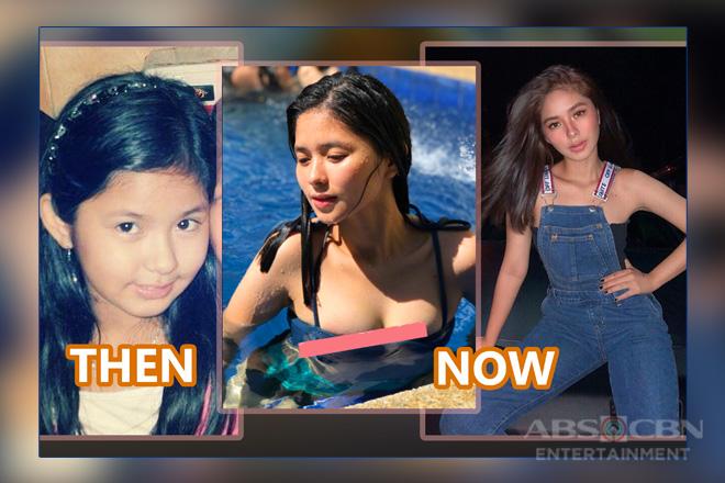 Loisa Andalio's beautiful transformation