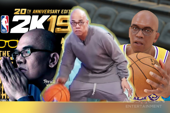 Pampa-good vibes! Check out some hilarious memes of Tito Boy's basketball moves