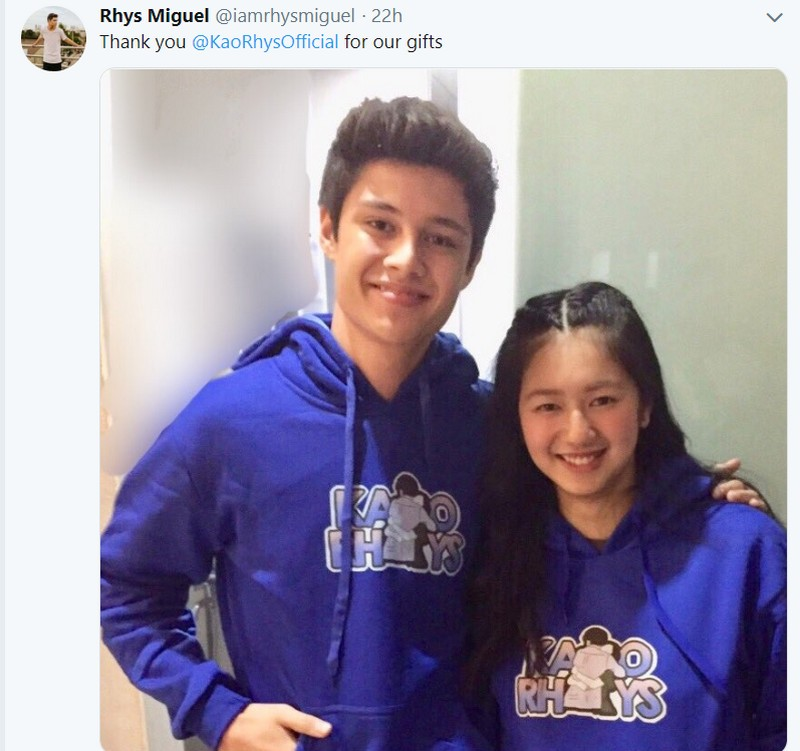 LOOK: These photos will give you reasons why some PBB fans are shipping Kaori and Rhys together!