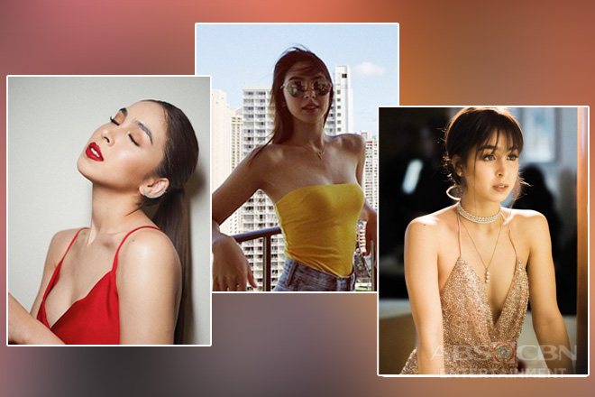 LOOK: 27 Photos of Julia Barretto being elegantly sexy in her own way!