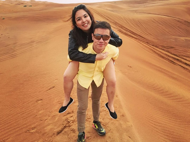 LOOK: 21 Photos that captured Ria and Arjo's sweetest sibling moments!