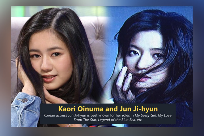 Kaori and Jun Ji-hyun? Get ready to be 'shookt' by these Kapamilya stars and their Asian celebrity doppelgangers!