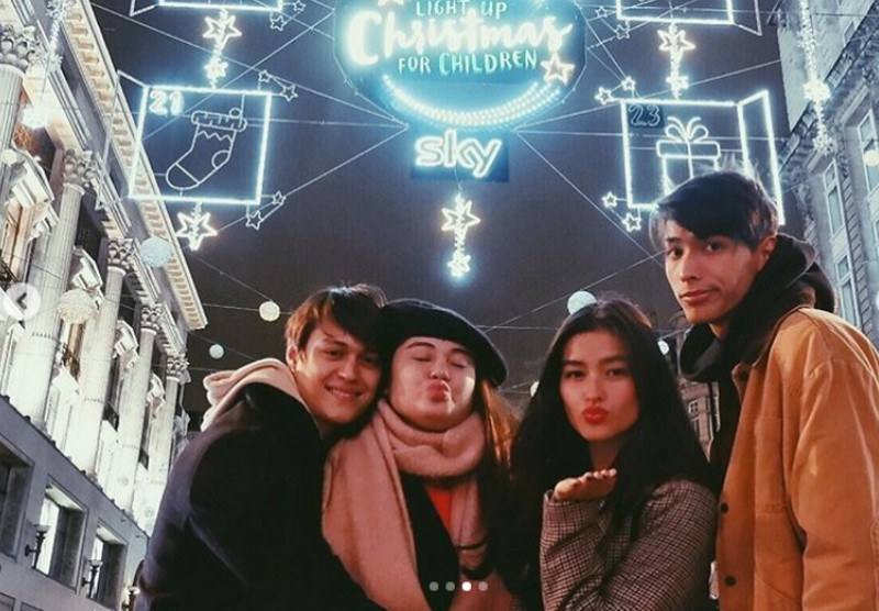'I would do everything for him': 24 Photos of Liza Soberano's treasured moments with her younger brother