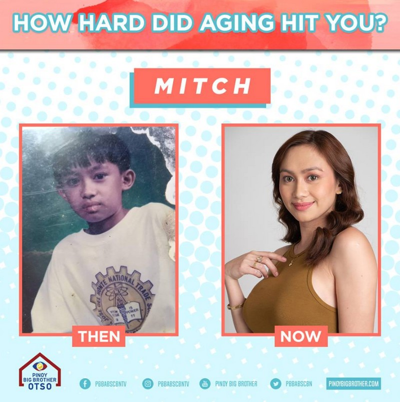 "From ""Michael"" to ""Mitch"": Here are Mitch Talao's throwback photos before joining PBB!"