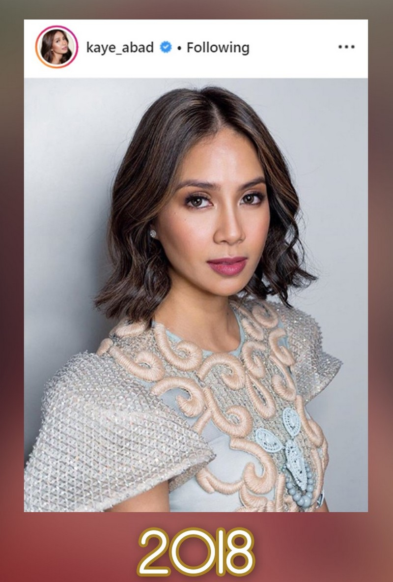 37 years old na siya? Check out these photos of Kaye Abad that proved she's aging gracefully!