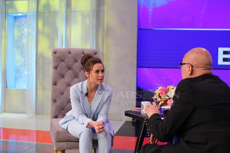 PHOTOS: Yassi Pressman on Tonight With Boy Abunda
