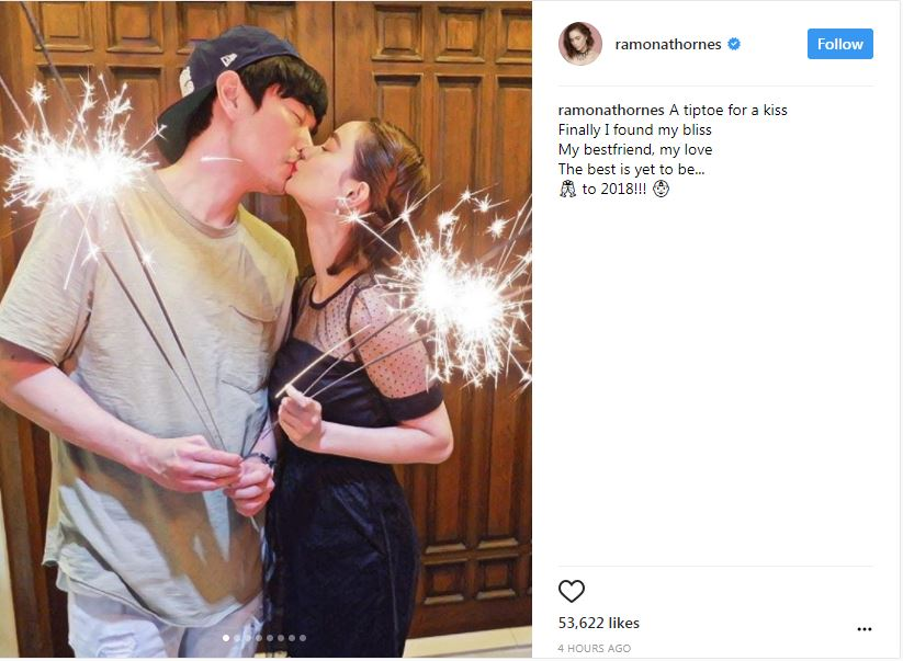 "Will wedding bells ring soon for them? Check out these photos of Arci Munoz with her ""husband""!"