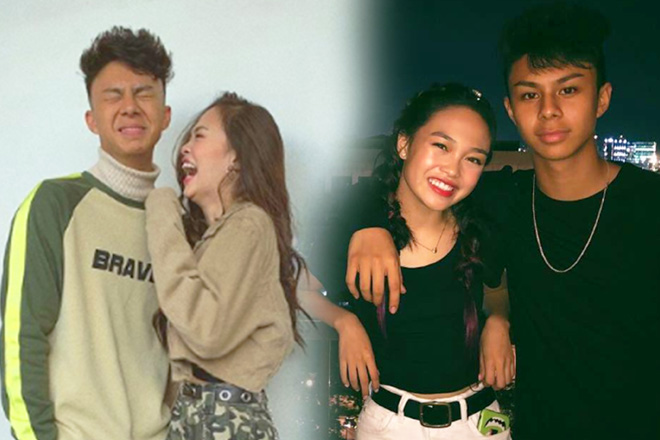 Here are some photos that captured AC Bonifacio & Ken San Jose's blossoming friendship!