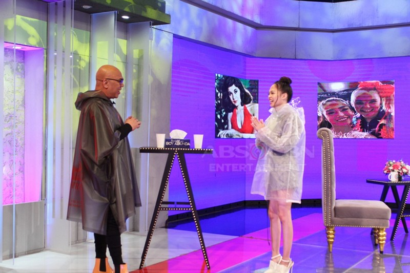 PHOTOS: AC Bonifacio on Tonight With Boy Abunda