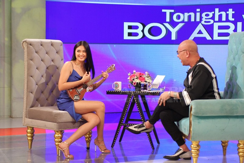 PHOTOS: Yam Concepcion on Tonight With Boy Abunda!