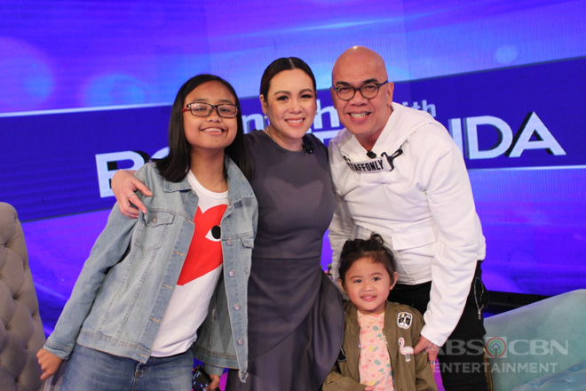 PHOTOS: Abangan ang pagbabalik ni Claudine Barretto sa TWBA Hot Seat!