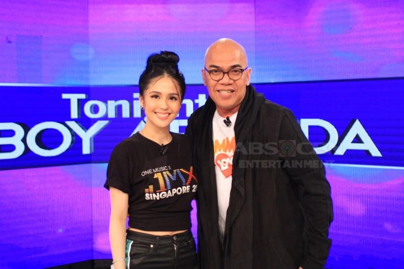 PHOTOS: Jayda Avanzado on Tonight With Boy Abunda