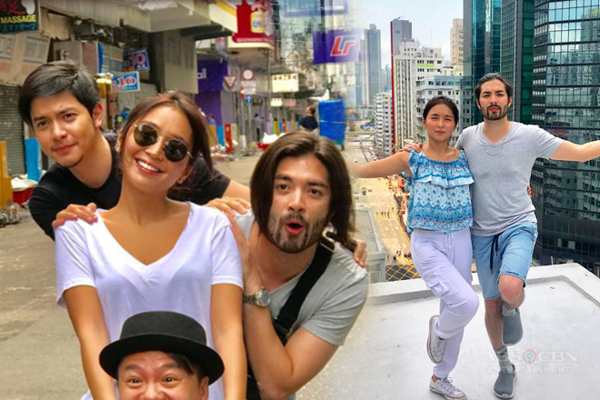 IN PHOTOS: The unexpected friendship of Joross and Kathryn