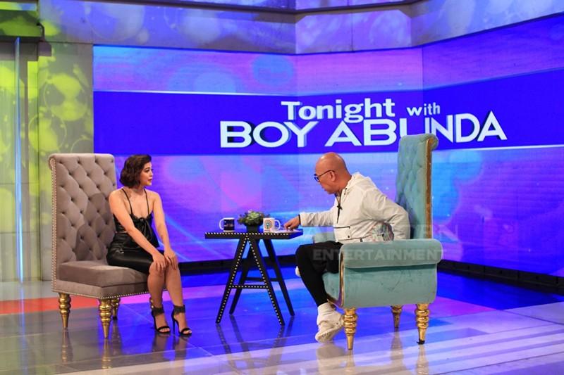 PHOTOS: Sue Ramirez on Tonight With Boy Abunda