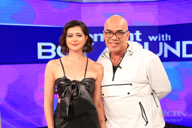 PHOTOS: Sue Ramirez on Tonight With Boy Abunda