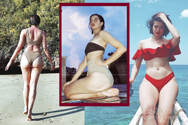 """Hindi po ako nag-e-exercise"": These photos of Sue Ramirez are giving us some serious body goals!"