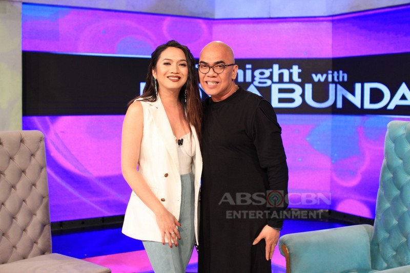 PHOTOS: Anton Diva on Tonight With Boy Abunda