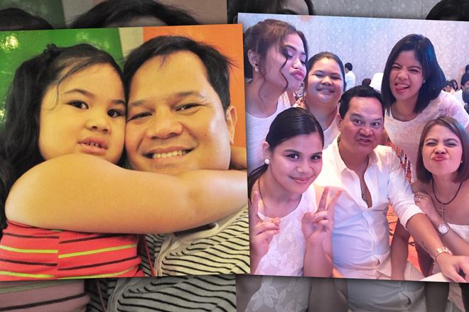 22 Photos of Bayani Agbayani with the special women in his life