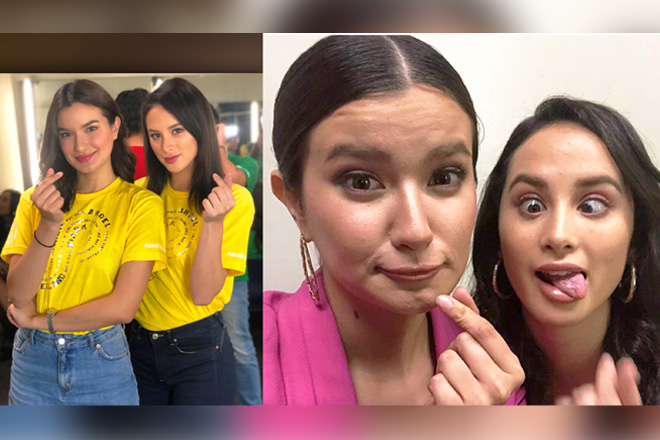 LOOK: Franki and Diana's photos that captured their sisterly love!