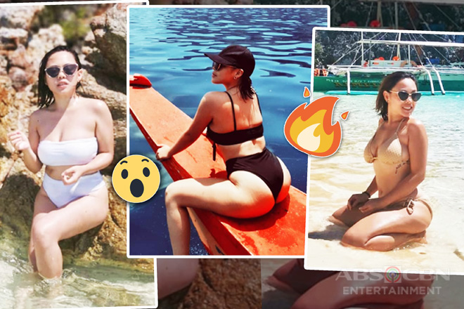Savi girl is on fire! 18 Photos of Kim Molina flaunting her sexy curves