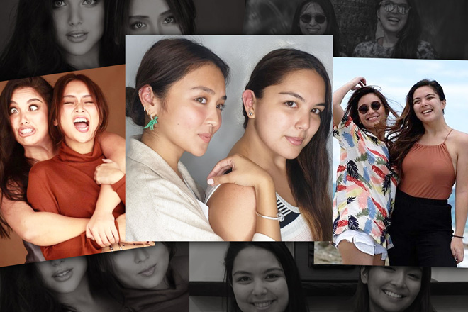 IN PHOTOS: The unexpected friendship of Ria Atayde and Kathryn Bernardo!