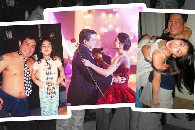 LOOK: 21 Photos of Dennis Padilla's treasured moments with his daughter Julia Barretto