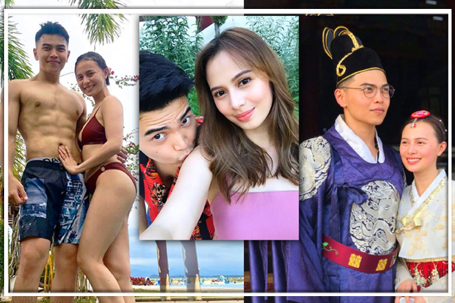 From best friends to lovers: Meet the special woman in Daryl Ong's life in these 38 photos!