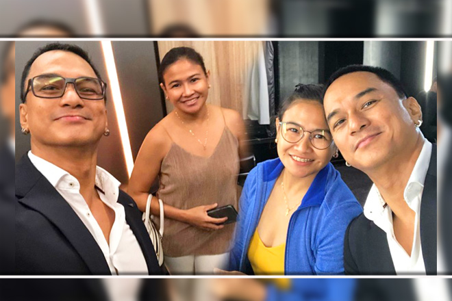 IN PHOTOS: Gardo Versoza with his Mrs. Cupcake and partner for life!