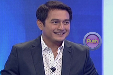 Dominic Ochoa talks about reuniting with Marvin Agustin in 'My Super D'