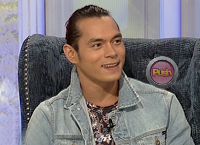 Jake Cuenca: 'I love foolishly'