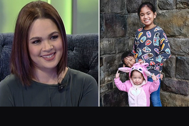 Judy Ann Santos explains why she has individual date nights with her kids