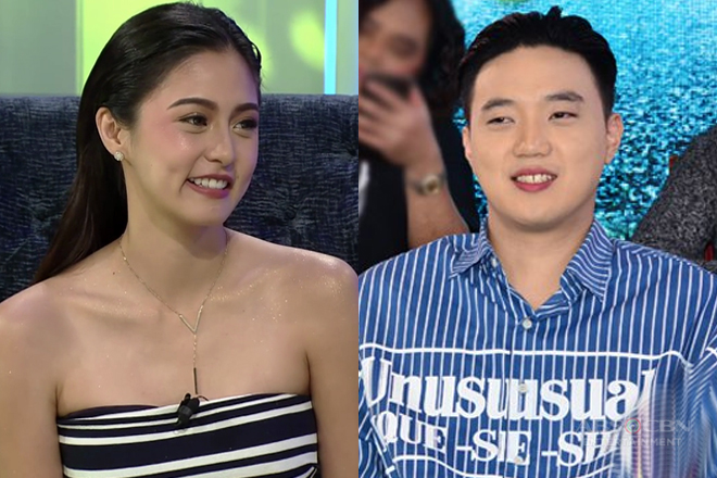 Kim Chiu reveals how she first reacted to the news that Ryan Bang was her new leading man