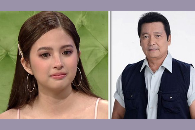 Ysabel Ortega to estranged father Lito Lapid: 'Papa, if you're watching I really miss you'
