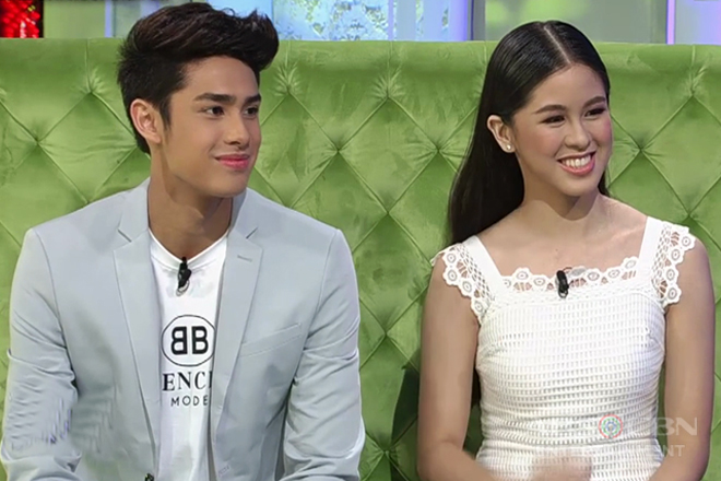 Kisses Delavin at Donny Pangilinan, magkasama bang aattend ng Star Magic Ball 2018?