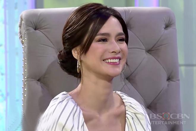Erich Gonzales on her love life: 'Yung personal mong buhay sa'yo na lang'