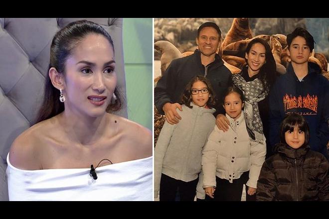 Ina Raymundo: 'Proud na proud na proud ako sa mga anak ko'