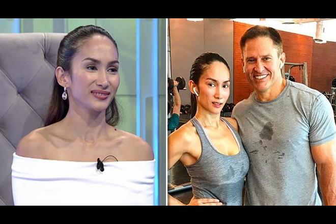 Ina Raymundo on her husband: 'Siya yung man of my dreams'