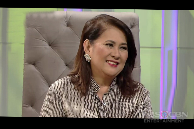 Tessie Tomas shares a love letter from British spouse