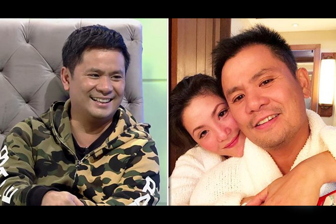 Ogie Alcasid on being married: 'Ako na yata ang pinaka-corny na husband'