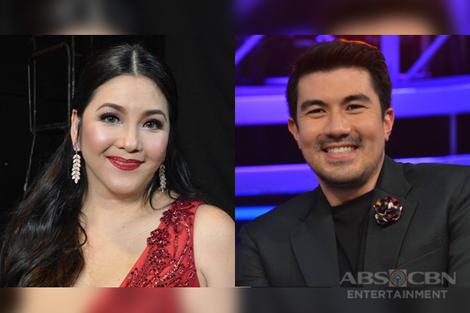 Regine Velasquez on getting 'upstaged' by Luis Manzano: 'I'm still not talking to him nga'