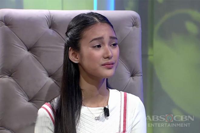 Karina Bautista turns emotional talking about what led to her breakup