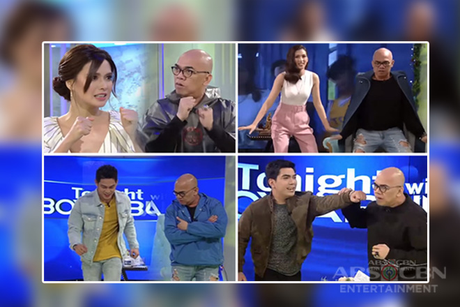 8 times Tito Boy learned new things from celebrity guests on TWBA