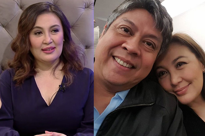 Sharon Cuneta: 'I always respected what my husband stood for'